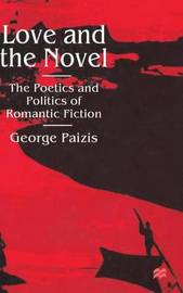 Love and the Novel by George Paizis image