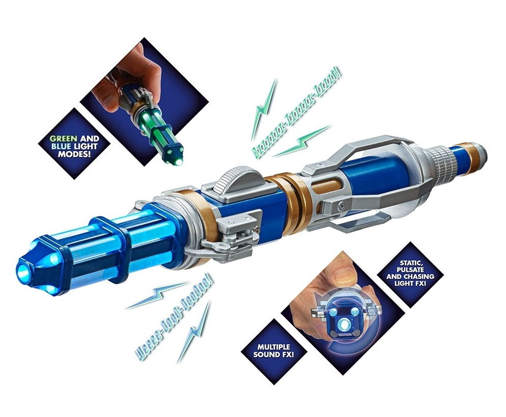 Doctor Who: 12th Doctor's Sonic Screwdriver image