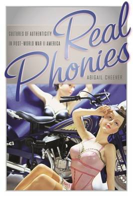 Real Phonies by Abigail Cheever image