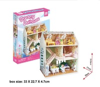 3D Dollhouse - Dreamy Dollhouse