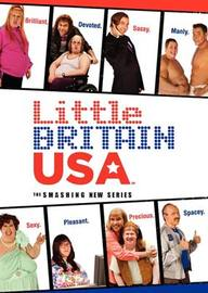 Little Britain USA (2 Disc Set) on DVD
