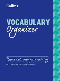 Vocabulary Organizer by Pete Sharma