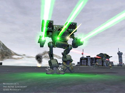 MechWarrior 4: Vengeance & Black Knight Expansion for PC Games image