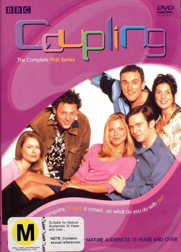 Coupling - Complete Series One on DVD image