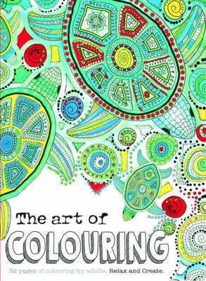 The Art of Colouring Wildlife