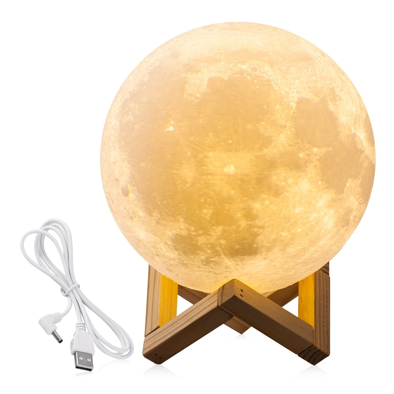 Moon Beam 3D LED Light image