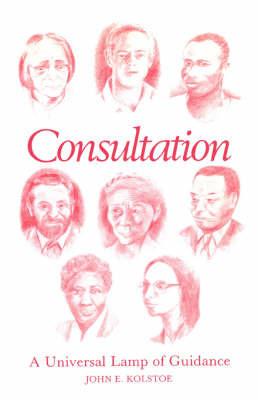 Consultation by John E. Kolstoe image
