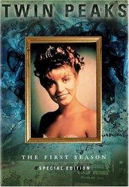 Twin Peaks - Season 1 (4 Disc) on DVD image