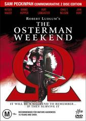 Osterman Weekend, The (2 Disc) on DVD