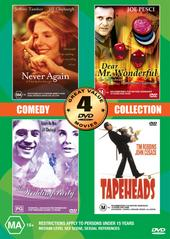 Comedy Collection Volume One - 4 Movie Box Set (2 Discs) on DVD