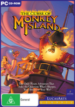 The Curse of Monkey Island (Essential) for PC Games