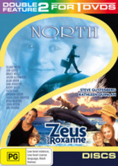 North / Zeus And Roxanne - Double Feature (2 Disc Set) on DVD