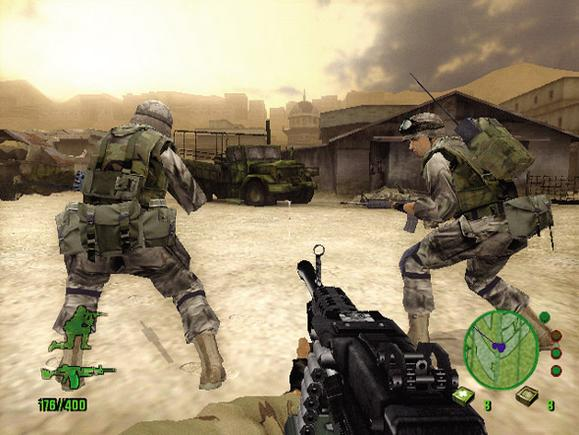Delta Force: Black Hawk Down for PlayStation 2 image