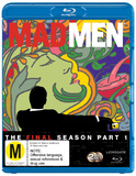 Mad Men - Season 7 Part 1 on Blu-ray
