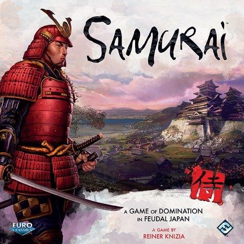 Samurai - Board Game