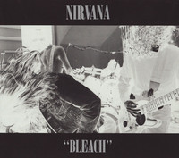 Bleach (Deluxe Edition 2LP) by Nirvana