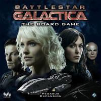 Battlestar Galactica - Pegasus Expansion