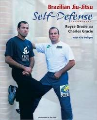 Brazilian Jiu-Jitsu Self-Defense Techniques by Charles Gracie image