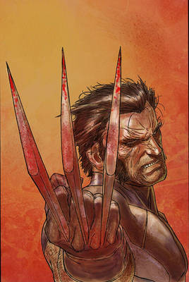 Wolverine Weapon X Vol.1: Adamantium Men
