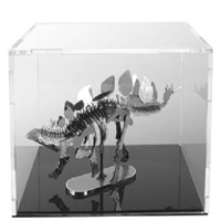 "Metal Earth: Acrylic Cube (4"" x 5"" x 4"") - Model Kit"