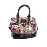 Loungefly Disney Alice All Over Duffle Bag