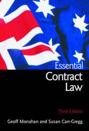 Essential Contract Law by Susan Carr-Gregg image
