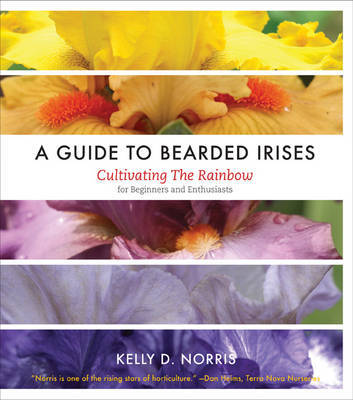 A To Bearded Irises By Kelly D Norris Image