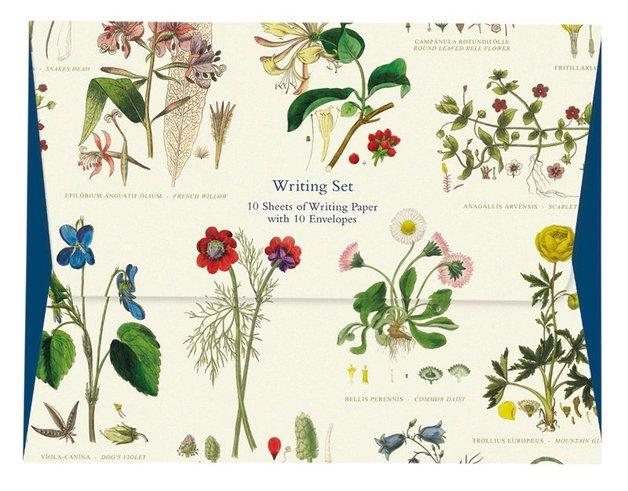 Museums and Galleries: Oxford Botanics - Writing Set