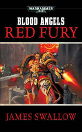 Warhammer: Red Fury (Blood Angels) by James Swallow image