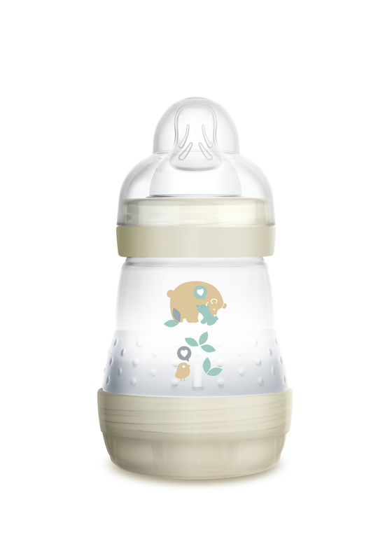 MAM Anticolic Feeding Bottle 160ml - Single (White)