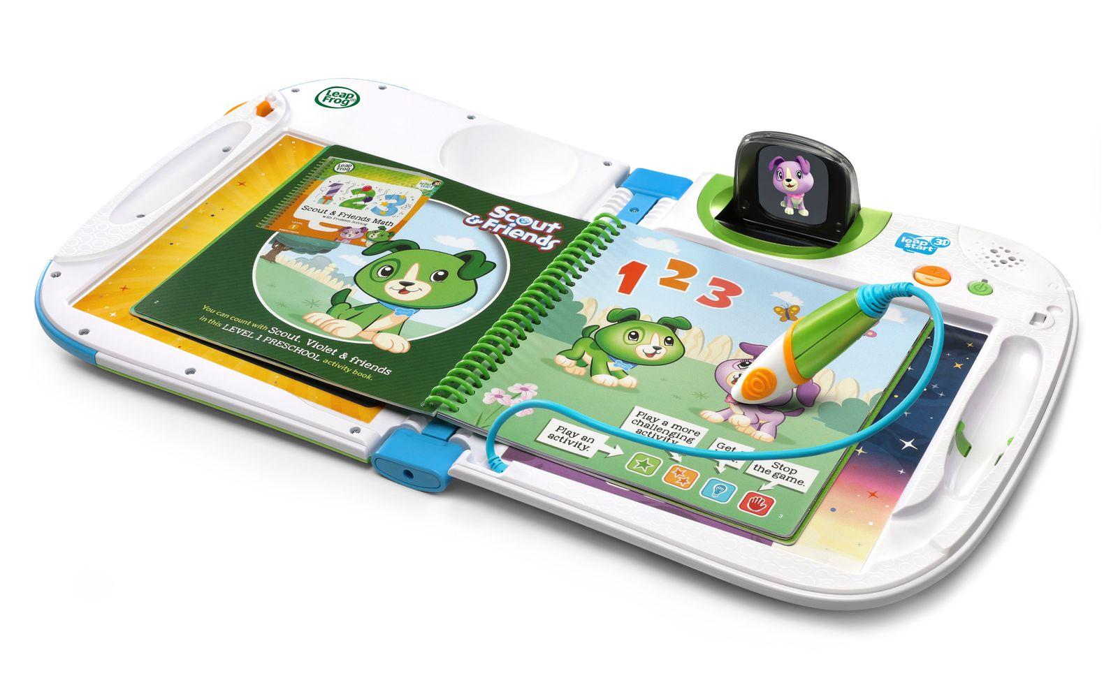 LeapFrog: LeapStart 3D - Interactive Learning System image