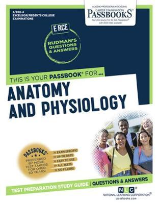 Anatomy and Physiology by National Learning Corporation
