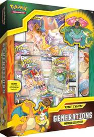Pokemon TCG: Tag Team Generations Premium Collection image