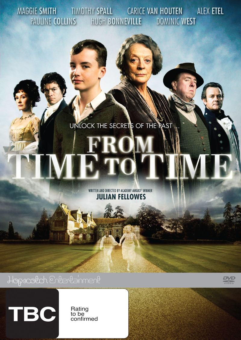 From Time To Time on DVD image