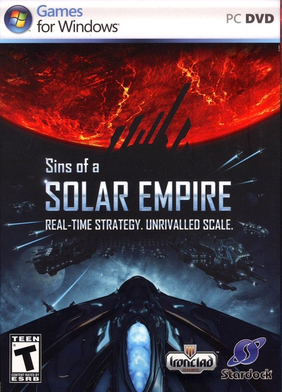Sins of a Solar Empire for PC Games