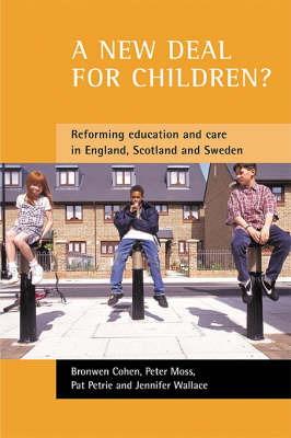 A new deal for children? by Bronwen Cohen