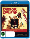 Doctor Dolittle on Blu-ray