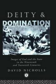 Deity and Domination by David Nicholls image