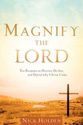 Magnify the Lord by Nick Holden image
