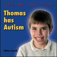 Thomas Has Autism by Jillian Powell image