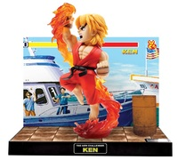 Street Fighter: T.N.C-02 KEN Figure