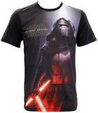 Star Wars: Force Awakens Kylo Ren T-Shirt (X-Large)