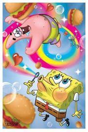 Spongebob Squarepants: Maxi Poster - Rainbow (511)