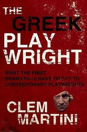 The Greek Playwright by Clem Martini image