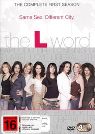 The L Word - Complete Season 1 (4 Disc Box Set) on DVD image