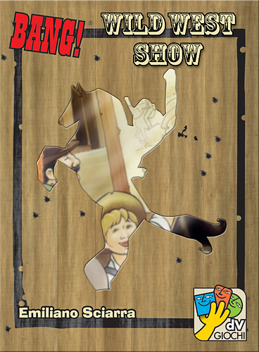 Bang: Wild West Show - Card Game