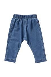 Bonds Terry Denim Pant - Mid Blue (0-3 Months)
