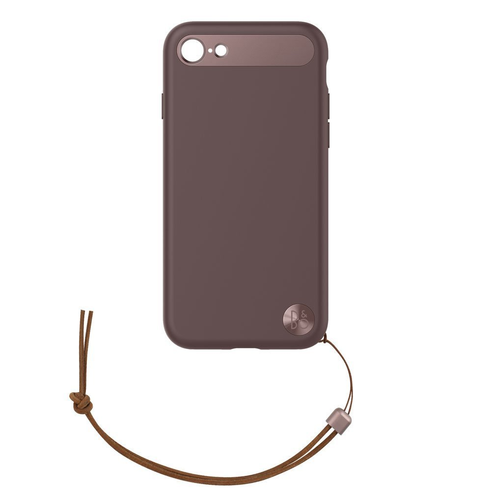 B&O Case with Lanyard for iPhone 8 & iPhone 7 - Deep Red image