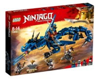 LEGO Ninjago - Stormbringer (70652)