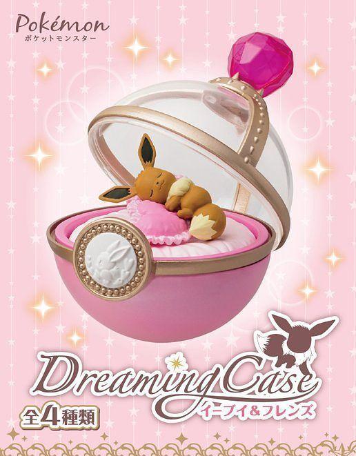 Pokemon: Eevee & Friends Dreaming Case - Blind Box